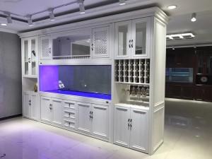 私人定制-全铝酒柜